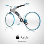 Если бы Apple делали велосипеды :)