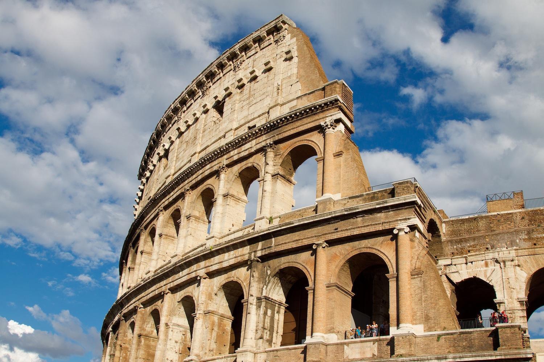 Коллизей, Рим, Италия, © В.Ф.