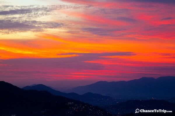 Закат над Рио-де-Жанейро, Владимир Фильваркив, ChanceToTrip.com