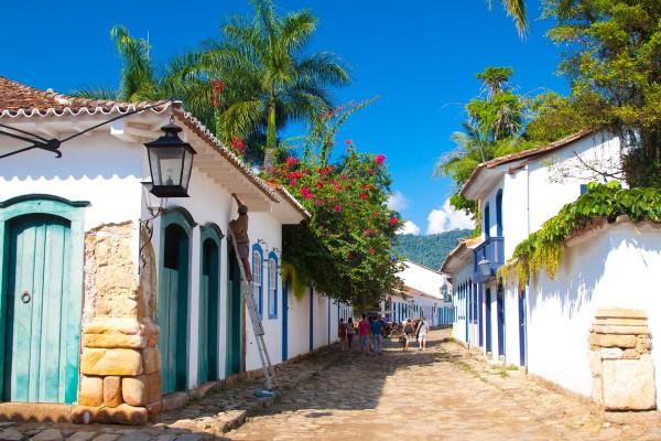 Парати, Бразилия | Paraty, Brazil by Vladimir Filvarkiv